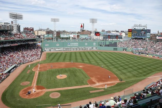 Red Sox vs Phillies