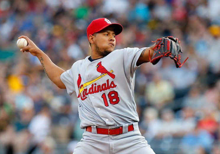 Cardinals vs Reds
