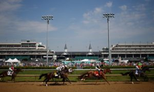 Classic Empire Kentucky Derby
