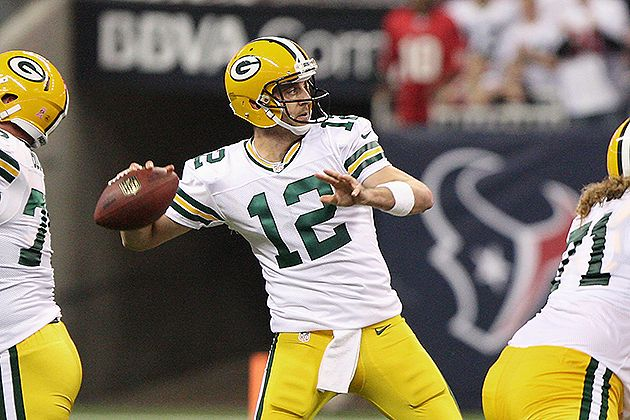49ers at Packers