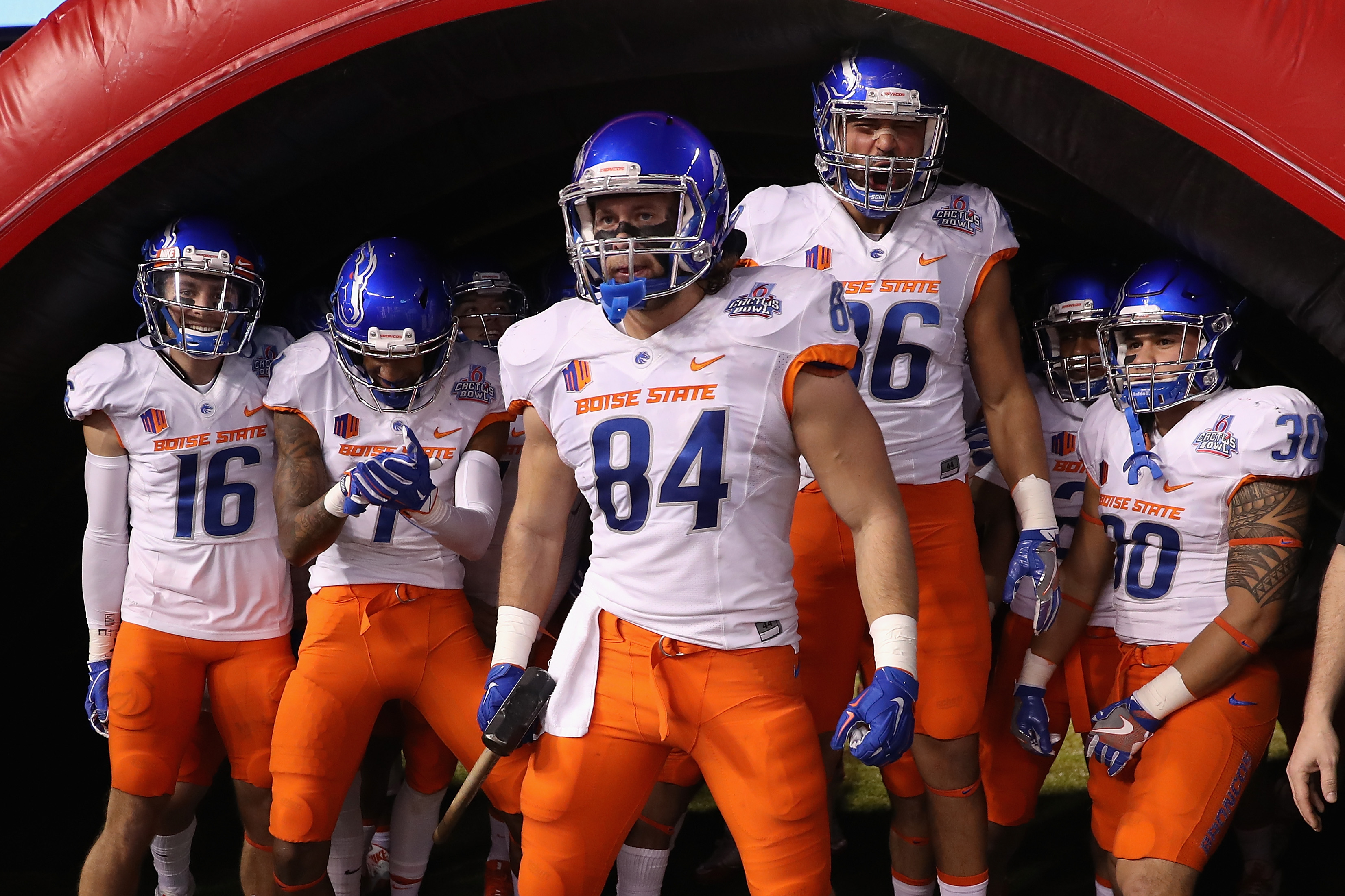 College Football Predictions: Can Boise State cover vs ...