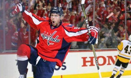 NHL Predictions Washington New Jersey 10/13/17