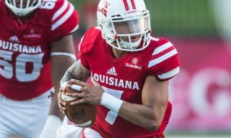NCAAF Predictions Texas State UL Lafayette