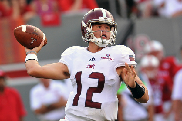 NCAAF Predictions: South Alabama at Troy