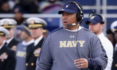 Navy vs Temple
