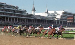 Kentucky Derby Classic Empire
